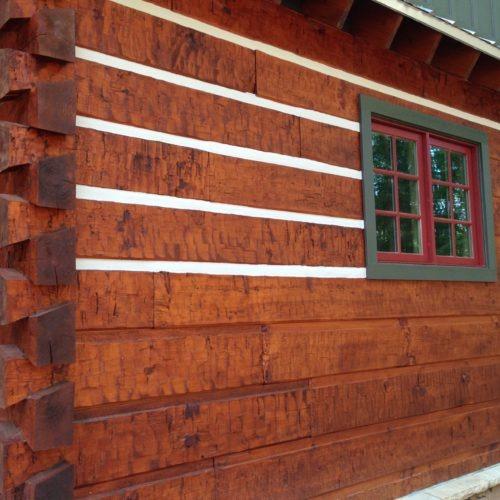 Log Home Chinking | Florida