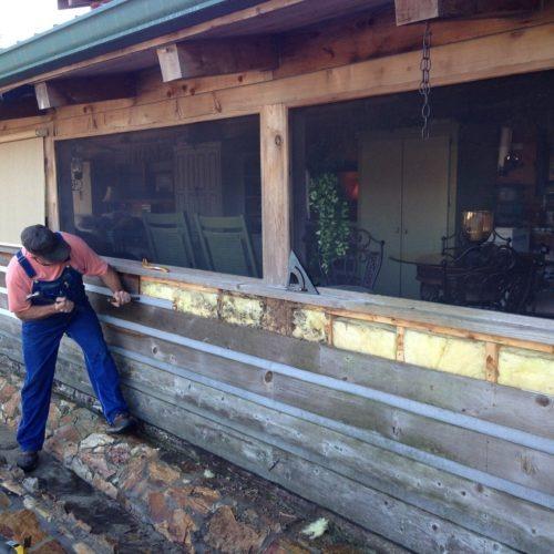 Log Home Inspection | Florida