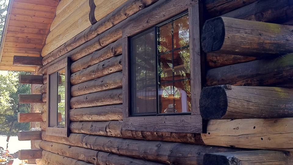 Florida Log Home Rot Repair | Florida